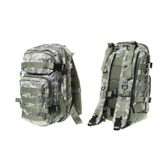 Camouflage Assault rugzak 25 liter