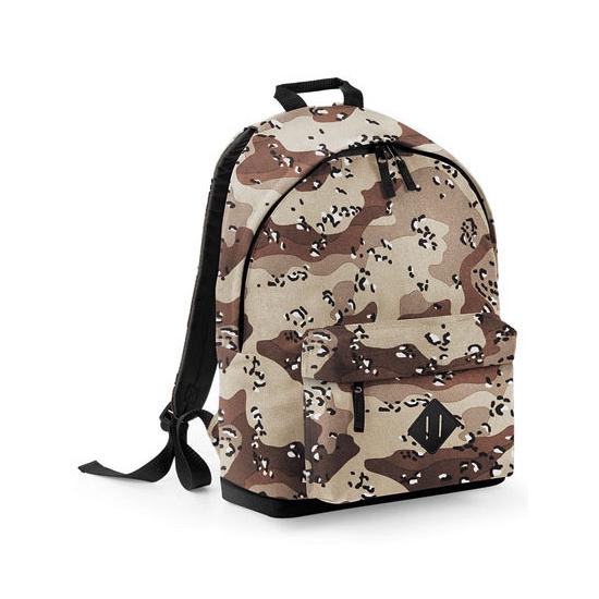 Desert camouflage rugzak 42 cm
