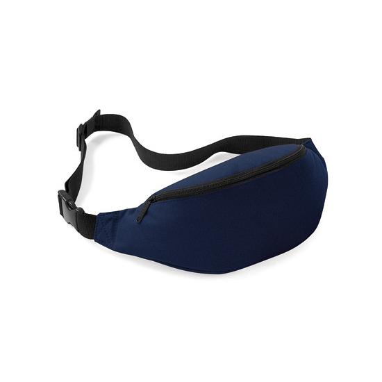 Heuptas met verstelbare band navy blauw