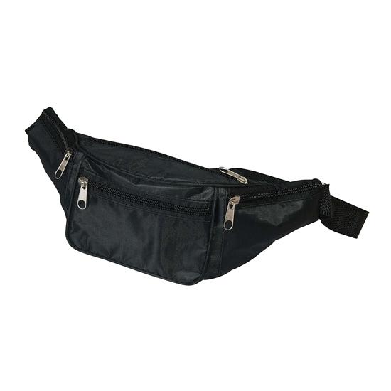 Heuptassen in zwarte kleur