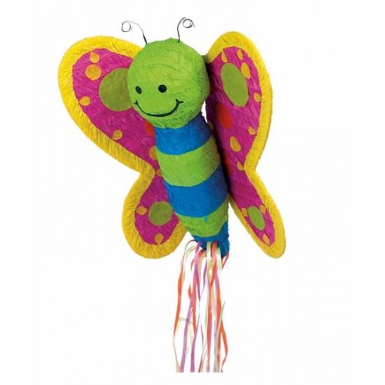 Kinderfeest vlinder pinata