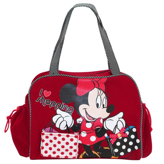 Minnie Mouse shopping tas