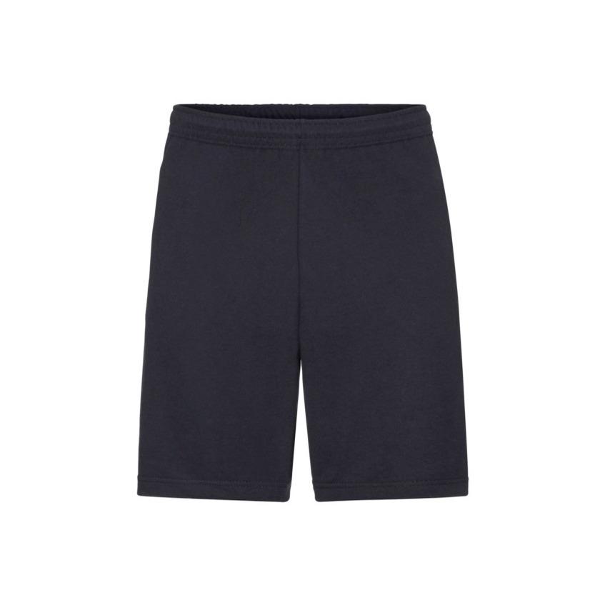 Navy heren shorts Fruit of the Loom