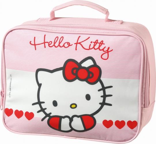Roze Hello Kitty tas