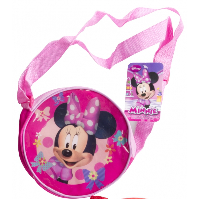 Roze kindertas van Disney Minnie Mouse