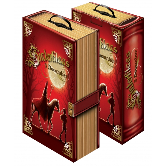 Sinterklaas kado verpakking