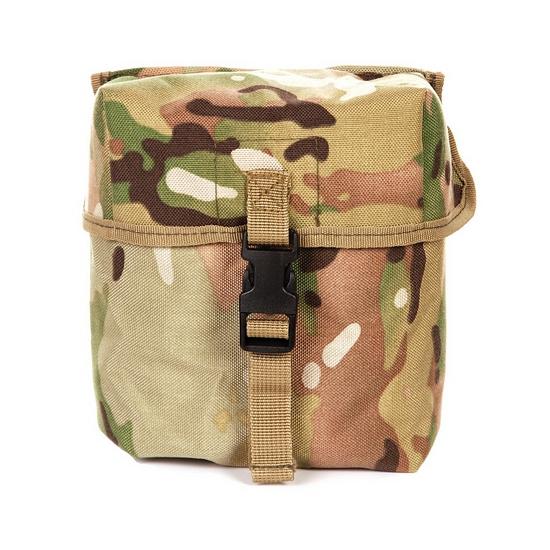 Vierkante soldaten tas luxe