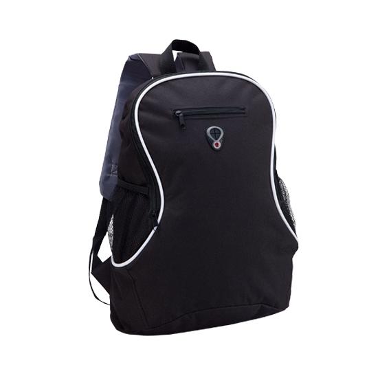 Voordelige backpack rugzak zwart