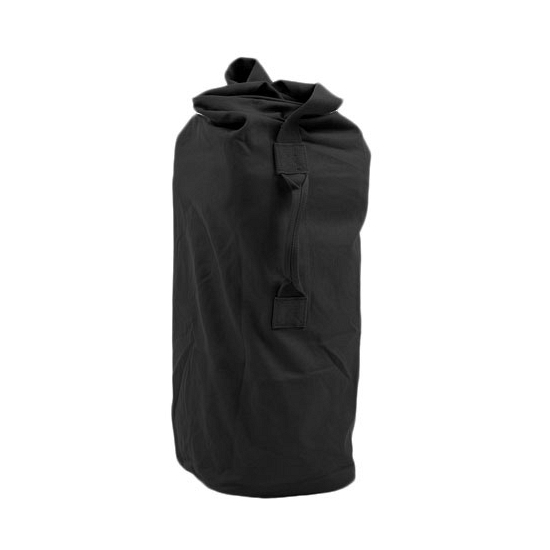 Zwarte plunjezak 90 cm