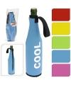 Flessen koeltas blauw