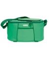 Groene outdoor koeltas 8 liter