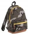 Junior camouflage rugzak 16 liter