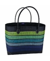 Luxe strandtas happy men 49 cm