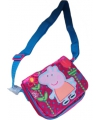 Peppa big mini schoudertas rood