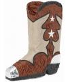 Pinata cowboy laars 45 cm