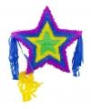 Pinata gekleurde ster