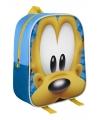 Pluto rugtasje 3d voor kinderen