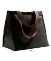 Shopping bag zwart