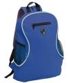 Voordelige backpack rugzak blauw
