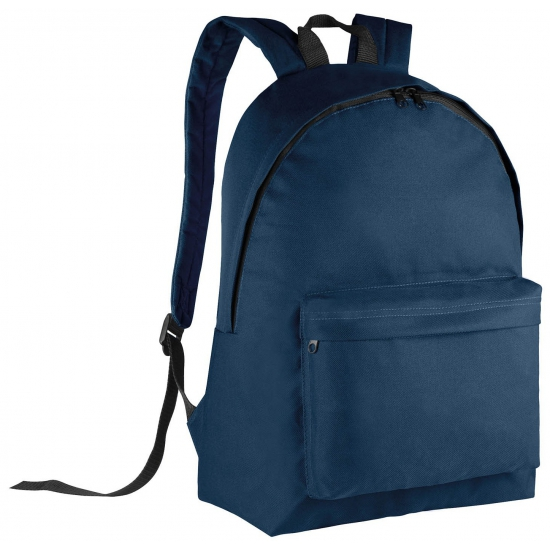 afa561b0e89 Tassen-Voordeel.nl - Stevige navy blauwe rugzak voor kinderen 20 l