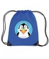 Pinguins rugtas gymtas voor kinderen