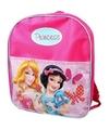 Roze disney princess sporttas voor meisjes